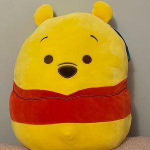 Pooh bear squishmallow